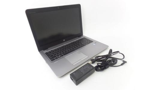 HP ELITEBOOK 850G4 i7 7500u 8G  FHD SSD 256G