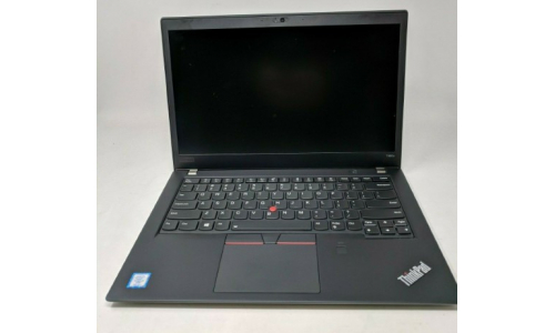 ThinkPad T480s i7 8650u 16G FHD IPS SSD 512G