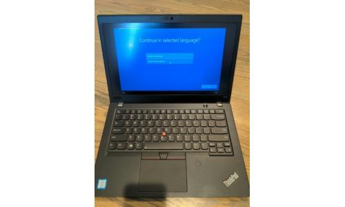 ThinkPad T480s i7 8650u 8G FHD IPS SSD 256G