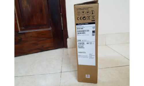 ThinkPad T480s new seal full box i5 8250 8G màn 14 FHD IPS (1920X1080) SSD 128G